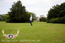 ArtbyClaire Photographer at Ashridge House