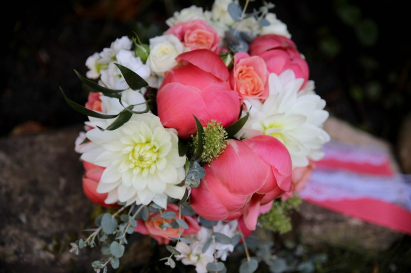 Bridal Bouquet by ArtbyClaire Photography