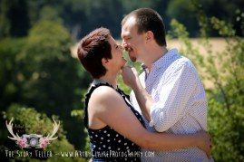 ArtbyClaire Wedding Photography & Engagement Shoot at Latimer House