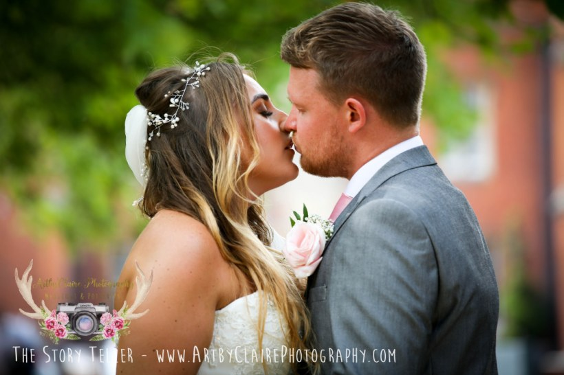 ArtbyClaire Natural & Professional Wedding Photography at De Vere Latimer House