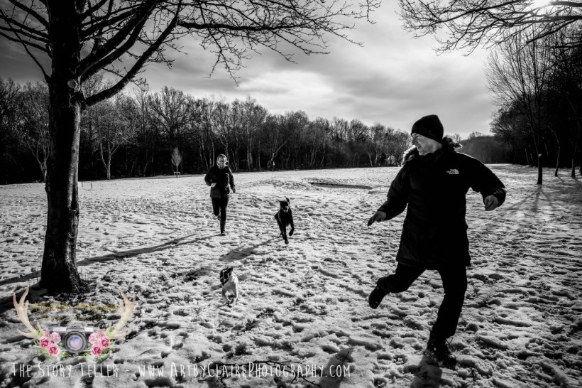 ArtbyClaire Family & Pet Portrait Photography Whippendell Woods, Hertfordshire